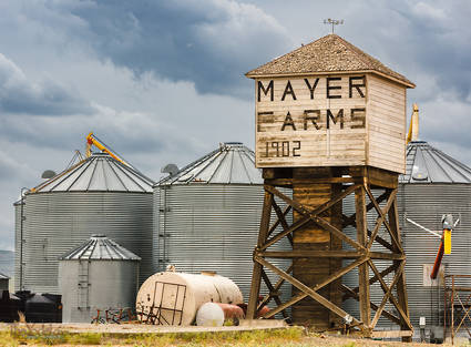 Mayer Water Tower