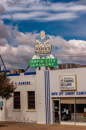 Rapid City Washerwoman
