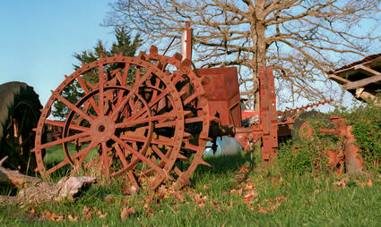 Steel Tractor Wheels